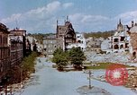 Image of Destroyed Lyzeum Wiesbaden Germany, 1945, second 9 stock footage video 65675055927
