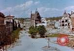 Image of Destroyed Lyzeum Wiesbaden Germany, 1945, second 10 stock footage video 65675055927