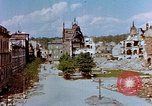 Image of Destroyed Lyzeum Wiesbaden Germany, 1945, second 11 stock footage video 65675055927