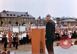 Image of Victory in Europe Day celebration Wiesbaden Germany, 1945, second 2 stock footage video 65675055929