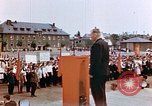 Image of Victory in Europe Day celebration Wiesbaden Germany, 1945, second 4 stock footage video 65675055929