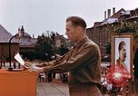 Image of Victory in Europe Day celebration Wiesbaden Germany, 1945, second 6 stock footage video 65675055929