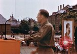 Image of Victory in Europe Day celebration Wiesbaden Germany, 1945, second 7 stock footage video 65675055929