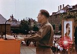 Image of Victory in Europe Day celebration Wiesbaden Germany, 1945, second 8 stock footage video 65675055929