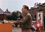 Image of Victory in Europe Day celebration Wiesbaden Germany, 1945, second 9 stock footage video 65675055929