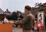 Image of Victory in Europe Day celebration Wiesbaden Germany, 1945, second 11 stock footage video 65675055929