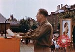 Image of Victory in Europe Day celebration Wiesbaden Germany, 1945, second 12 stock footage video 65675055929