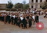 Image of displaced persons Wiesbaden Germany, 1945, second 7 stock footage video 65675055930