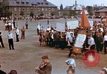 Image of displaced persons Wiesbaden Germany, 1945, second 9 stock footage video 65675055930