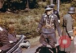 Image of German prisoners under American guard Wiesbaden Germany, 1945, second 8 stock footage video 65675055932