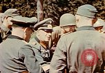 Image of surrendered Germans Wiesbaden Germany, 1945, second 1 stock footage video 65675055936