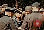Image of surrendered Germans Wiesbaden Germany, 1945, second 2 stock footage video 65675055936