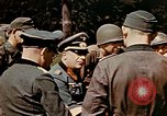 Image of surrendered Germans Wiesbaden Germany, 1945, second 3 stock footage video 65675055936