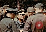 Image of surrendered Germans Wiesbaden Germany, 1945, second 4 stock footage video 65675055936