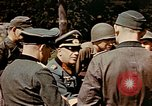 Image of surrendered Germans Wiesbaden Germany, 1945, second 5 stock footage video 65675055936