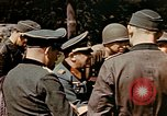 Image of surrendered Germans Wiesbaden Germany, 1945, second 6 stock footage video 65675055936