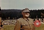Image of surrendered Germans Wiesbaden Germany, 1945, second 7 stock footage video 65675055936