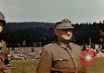 Image of surrendered Germans Wiesbaden Germany, 1945, second 8 stock footage video 65675055936