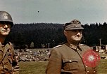 Image of surrendered Germans Wiesbaden Germany, 1945, second 10 stock footage video 65675055936