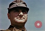 Image of surrendered Germans Wiesbaden Germany, 1945, second 12 stock footage video 65675055936