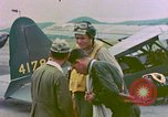 Image of U.S. Navy aviators Nagasaki Japan, 1945, second 2 stock footage video 65675055937