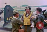 Image of U.S. Navy aviators Nagasaki Japan, 1945, second 8 stock footage video 65675055937