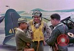 Image of U.S. Navy aviators Nagasaki Japan, 1945, second 10 stock footage video 65675055937
