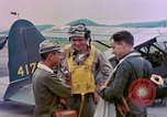Image of U.S. Navy aviators Nagasaki Japan, 1945, second 11 stock footage video 65675055937