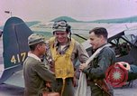 Image of U.S. Navy aviators Nagasaki Japan, 1945, second 12 stock footage video 65675055937