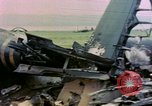 Image of wrecked American Vought FG-1D Corsair airplane Nagasaki Japan, 1945, second 9 stock footage video 65675055939