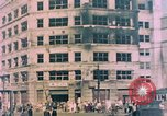 Image of U.S. sailors in Japanese city downtown Nagasaki Japan, 1945, second 8 stock footage video 65675055940