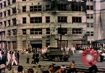 Image of U.S. sailors in Japanese city downtown Nagasaki Japan, 1945, second 10 stock footage video 65675055940