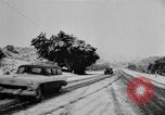 Image of heavy snowfall California United States USA, 1957, second 8 stock footage video 65675055943