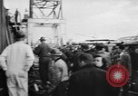 Image of oil tanker blast Alameda California USA, 1957, second 8 stock footage video 65675055944