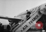 Image of French postman New York United States USA, 1957, second 5 stock footage video 65675055945