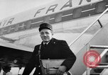 Image of French postman New York United States USA, 1957, second 8 stock footage video 65675055945
