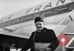 Image of French postman New York United States USA, 1957, second 10 stock footage video 65675055945