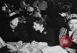 Image of Fashion Parade New York United States USA, 1957, second 10 stock footage video 65675055946