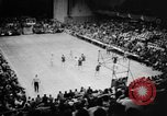 Image of basketball match Seattle Washington USA, 1957, second 6 stock footage video 65675055947
