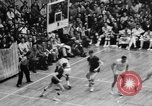 Image of basketball match Seattle Washington USA, 1957, second 9 stock footage video 65675055947