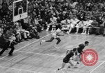 Image of basketball match Seattle Washington USA, 1957, second 10 stock footage video 65675055947