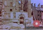 Image of damaged buildings Berlin Germany, 1945, second 3 stock footage video 65675055948