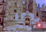 Image of damaged buildings Berlin Germany, 1945, second 4 stock footage video 65675055948