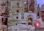 Image of damaged buildings Berlin Germany, 1945, second 5 stock footage video 65675055948
