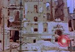 Image of damaged buildings Berlin Germany, 1945, second 6 stock footage video 65675055948
