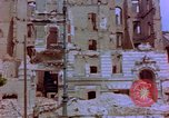 Image of damaged buildings Berlin Germany, 1945, second 7 stock footage video 65675055948
