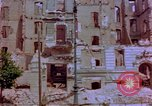 Image of damaged buildings Berlin Germany, 1945, second 8 stock footage video 65675055948