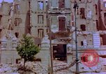 Image of damaged buildings Berlin Germany, 1945, second 10 stock footage video 65675055948