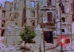Image of damaged buildings Berlin Germany, 1945, second 11 stock footage video 65675055948