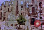 Image of damaged buildings Berlin Germany, 1945, second 12 stock footage video 65675055948